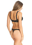 Freya Fancies Soutien-gorge Balconnet Black