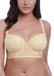 Freya Fancies Longline Bra Buttermilk