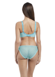 Summer Haze Brief Aquamarine