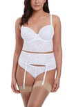 Soiree Lace Bralette White