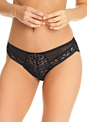 Soiree Lace  Black