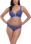 Soiree Lace Brief Denim