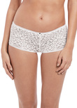 Soiree Lace Shorts White