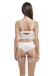 Soiree Lace Strapse White