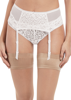 Soiree Lace  White