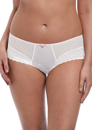 Daisy Lace  White
