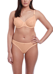 Starlight Side Support Bra Caramel