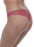 Love Note Thong Rose