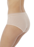 Viva Shorts Lace Natural Beige