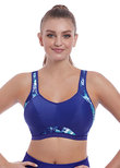 Epic Crop Top Sports Bra Ocean Fever