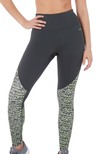Kinetic Legging Lime Twist