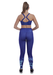 Sonic Moulded Sports Bra Ocean Fever