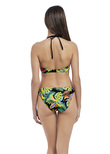 Electro Beach Low Coverage Bikini Brief Tropical