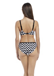 Making Waves Sweetheart Bikini Top Noir