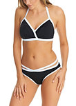 Back To Black Low-Rise Bikinihose Noir