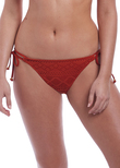 Sundance Low Coverage Bikini Brief Burnt Amber