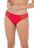 Sundance Low Coverage Bikini Brief Red