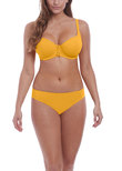 Remix Sweetheart Bikini Top California Gold
