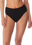 Remix High Coverage Bikini Brief Black