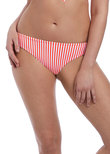 Totally Stripe Classic Bikini Brief Flame