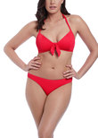 Nouveau Low Coverage Bikini Brief Red