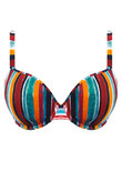 Bali Bay Moulded Bikini Top Multi
