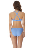 Beach Hut Bikini Foulard Blue Moon