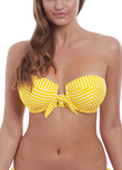 Beach Hut Bandeau Bikini Top California