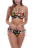 Tiki Bar Low Coverage Bikini Brief Multi