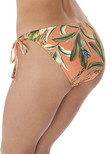 Birds In Paradise Low-Rise Bikinihose Cantaloupe