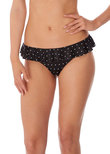 Jewel Cove Low Coverage Bikini Brief Black