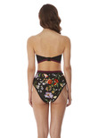 Club Envy Slip Bikini taille haute Garden Party
