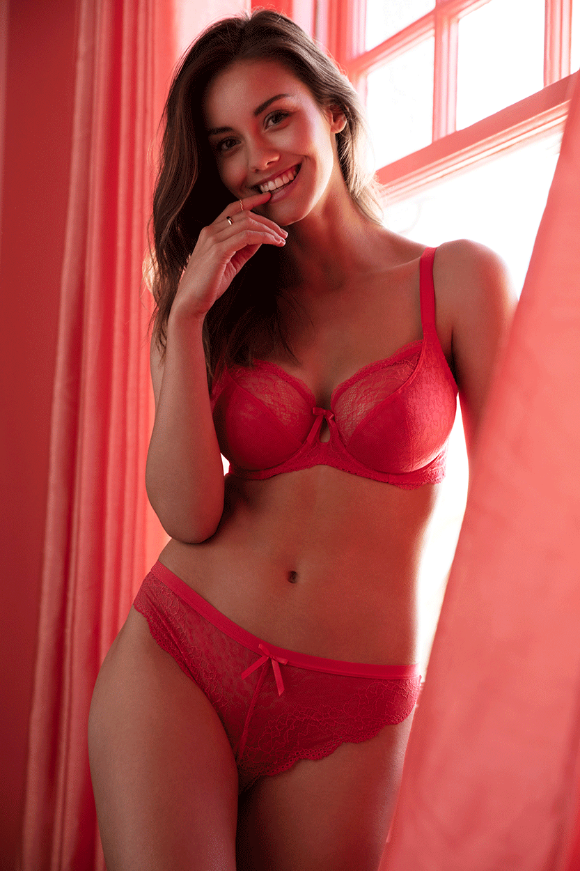 Freya Lingerie, Freya Fancies in Sugar Coral